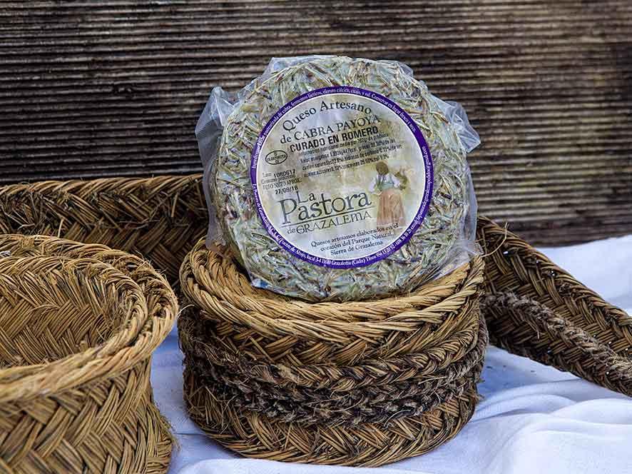 Comprar queso de Cabra Payoya Grazalema