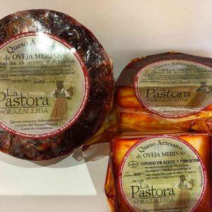 Comprar queso de oveja Grazalema
