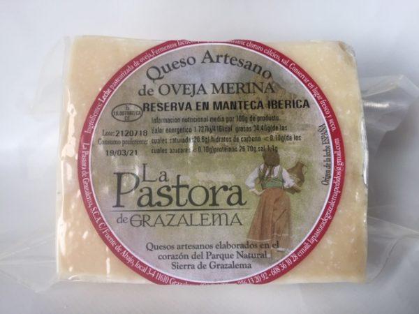 Comprar queso de Grazalema
